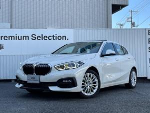 BMW 1シリーズ 118i プレイ 2年保証付 サンルーフ ACC 衝突軽減