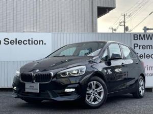 BMW 2シリーズ 218iアクティブツアラー パーキングサポートパッケージ プラスパッケージ 純正HDDナビ LEDライト ETC