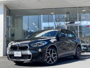 BMW X2 sDrive 18i MスポーツX 2年保証 弊社元デモカー ヘッドアップディスプレイ ACC コンフォート