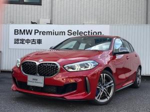 BMW 1シリーズ M135i xDrive デビューPKG HIFIスピーカー 元弊社社有車