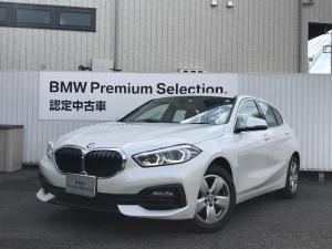 BMW 1シリーズ 118i プレイ コンフォートPKG/電動トランク/ワンオーナー/純正HDDナビ/バックカメラ