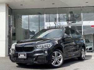 BMW X1 xDrive 20i Mスポーツ ブラックキドニーグリル アクティブクルーズコントロール ヘッドアップディスプレイ 電動トランクゲート 純正HDDナビ バックカメラ