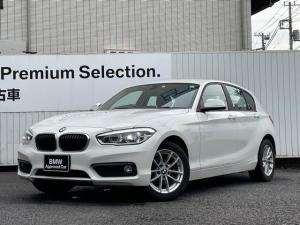 BMW 1シリーズ 118i 1年保証 バックカメラ ETC