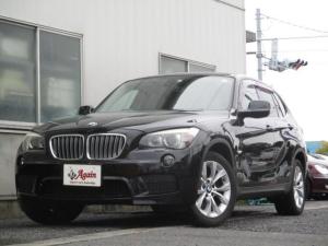 BMW X1 xDrive25iMスポーツPKG 4WDHDDナビBカメラ