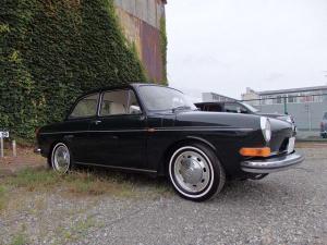 フォルクスワーゲン タイプIII 空冷VW 1970年式TYPE-3 NBワーゲンノッチバック