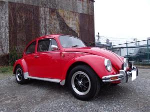 フォルクスワーゲン ビートル 空冷VW 2003年モデル TYPE-1 ワーゲンビートル