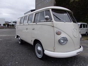 フォルクスワーゲン タイプII ベースグレード 空冷VW 1963年式 TYPE-2 11Wワーゲンバス