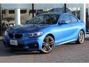 BMW/BMW 220iクーペ Mスポーツ 黒レザー ACC OP18インチ