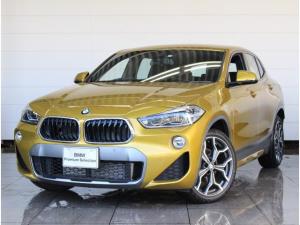 BMW X2 xDrive 18d MスポーツX ハイラインパック アドバンストアクティブセーフティパッケージ ハイラインパッケージ コンフォートパッケージ フロント電動シート ブラックダコタレザー アクティブクルーズ ヘッドアップディスプレイ 19AW LED