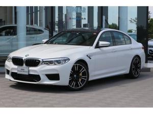 BMW M5 M5 4WD カーボンブレーキ Mドライバーズパッケージ