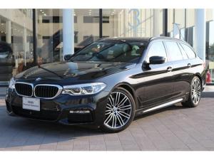 BMW 5シリーズ 523dツーリング Mスポーツ ソフトクローズドア