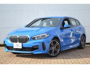 BMW 1シリーズ 118i Mスポーツ 正規認定中古車 被害軽減ブレーキ デモカー リバースアシスト バックモニター キーレス ETC 純正HDDナビ
