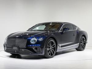 ベントレー コンチネンタル GT 4WD 延長メンテナンスプログラム付帯4年目5年目