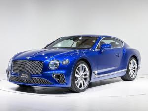 ベントレー コンチネンタル GT 4WD マリナードライビングスペック Bang&Olufse
