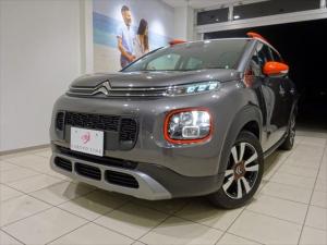 シトロエン C3 エアクロス シャイン新車保証CarplayクルコンBカメ障害物ナビ付
