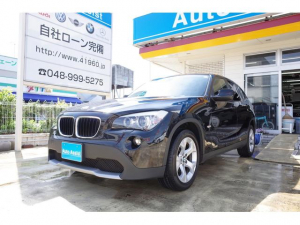 BMW X1 sDrive 18i ナビ TV ETC