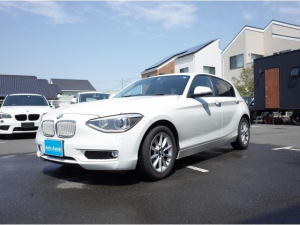 BMW 1シリーズ 116i スタイル ハーフレザー ETC 車検整備