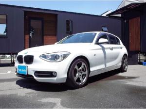 BMW 1シリーズ 116i スポーツ TV Bモニター ETC 禁煙車 記録簿