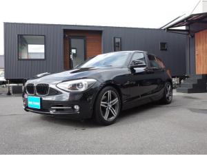 BMW 1シリーズ 120i スポーツ ワンオーナー 純正ナビ HID ETC