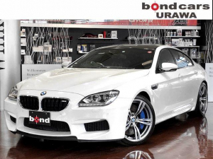 BMW M6 グランクーペ カーボンルーフ 禁煙車