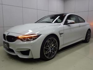 BMW M4 M4クーペ コンペティション 正規認定中古車