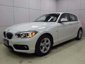 BMW 1シリーズ 118i スポーツ パーキングサポートパッケージ 正規認定中古車