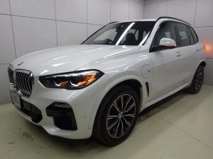 BMW X5 xDrive 45e Mスポーツ アクティブクルーズコントロール ヘッドアップディスプレイ コーヒーレザーシート 20インチアロイホイール 正規認定中古車