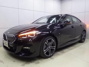 BMW 2シリーズ 218dグランクーペ Mスポーツエディションジョイ+ ナビパッケージ アクティブクルーズコントロール オートマチックハイビーム 正規認定中古車