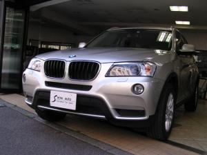 BMW X3 xDrive 20i純正ナビ地デジBカメラ 電動リアゲート」