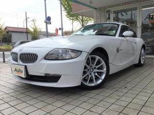 iBMW BMW Z4 クーペ3.0si 黒革・HID・ETC