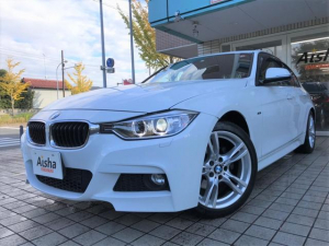 BMW 3シリーズ 320i Mスポーツ 純正ナビ・Bカメラ・HID・ETC