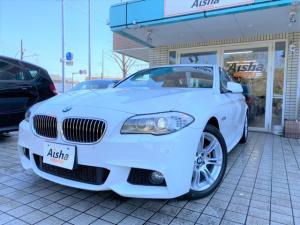 BMW 5シリーズ 523i Mスポーツナビ・TV・SR・Bカメラ・HID