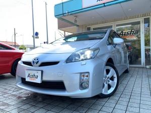トヨタ プリウス Gツーリングセレクション1オーナー・純ナビ・TV・Bカメラ