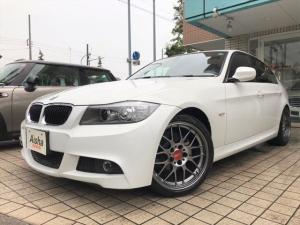 BMW 3シリーズ 320i Mスポーツパッケージ 6MT 直噴モデル BBS