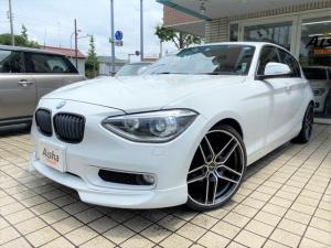 BMW 1シリーズ 116i スタイル iDriveナビ・TV・Bカメラ・ETC