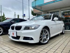 BMW 3シリーズ 320iツーリング Mスポーツパッケージ iDriveナビ・社外TV・Bカメラ・ETC・HID・18AW・ドラレコ
