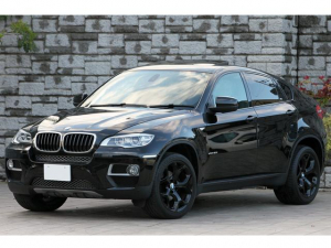 BMW BMW X6 xDrive 35i SR LEDヘッドライト OP20AW