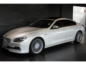 BMWアルピナ B6  Bang & Olufsen サンルーフ アダプティブLED ソフトクローズドアミネラルホワイト レッドレザー
