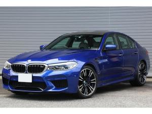 BMW M5 M5 フルレザーメリノインテリア Bowers&Wilkinsサウンドシステム シルバーストーンレザー コンフォートPKG マッサージシート 360°カメラ