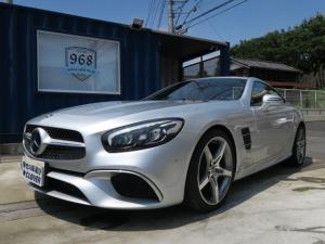 メルセデス・ベンツ SL SL400 左H D車 ガレージ保管車 新車保証