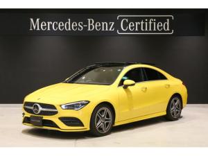 メルセデス・ベンツ CLAクラス CLA200d AMGライン AMGライン アドバンストパッケージ パノラマルーフ 360度カメラ ヘッドアップディスプレイ認定中古車