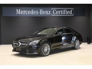 メルセデス・ベンツ CLSクラス CLS220d AMGライン レーダーセーフティPKG/ディストロニックプラスステアリングアシスト付/アクティブレーンキーピングアシスト/ディーゼルターボ/エアサス/サンルーフ/360度カメラ/AMGライン/ 禁煙車/認定中古車