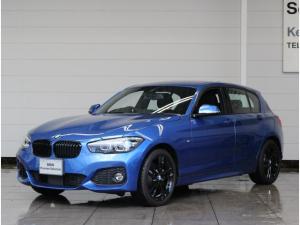 BMW 1シリーズ 118i Mスポーツ EditionShadow 安全装備