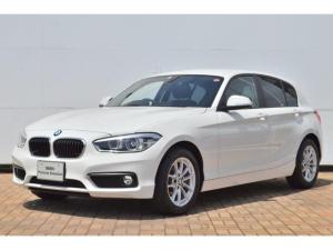BMW 1シリーズ 118i 正規認定中古車 LED ETC2.0 Bカメラ