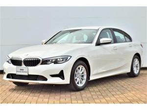 BMW 3シリーズ 320i SE 正規認定中古車・マルチファンクション・ハンズフリー・LEDヘッドライト・アイドリングストップ・純正HDDナビゲーション・タッチパネル・ETC2.0・アルミインパネ・純正16インチアロイホイル