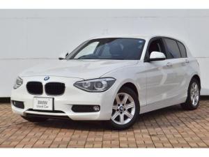 BMW 1シリーズ 116i 正規認定中古車