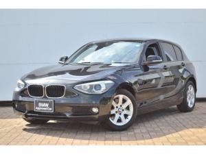 BMW 1シリーズ 116i 正規認定中古車 純正HDDナビゲーション 社外ETC オートライト オートワイパー スピードリミット マルチファンクション ヘッドライトワッシャー キセノンヘッドライト USB/AUX