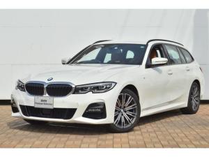 BMW 3シリーズ 320d xDriveツーリング Mスポーツ 正規認定中古車 衝突回避ブレーキ 車線逸脱警告 レーンチェンジワーニング シートヒーター 純正HDDナビゲーション 本木目パネル コニャックヴァ―ネスカレザー ハンズオフ ステアリングA 電動シート