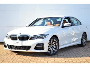 BMW 3シリーズ 320d xDriveMスポーツハイラインパッケージ 正規認定中古車 衝突回避ブレーキ コニャックレザー コンフォートP ハイライン シートヒーター 1オーナーデモカー バックカメラ ハンズオフ 純正HDDナビ ソナーセンサー LED ETC2.0