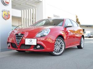 アルファロメオ ジュリエッタ ディビーナ 150台限定モデル 2DINナビ ETC